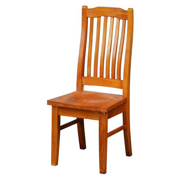 Nature Color Solid Pine Dining Chair