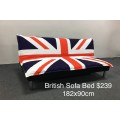 British Sofa Bed