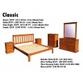 Classic Bed Frame (4 sizes)
