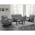 Moy Recliners Lounge suite (Grey)